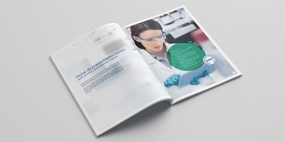A4 Brochure Content