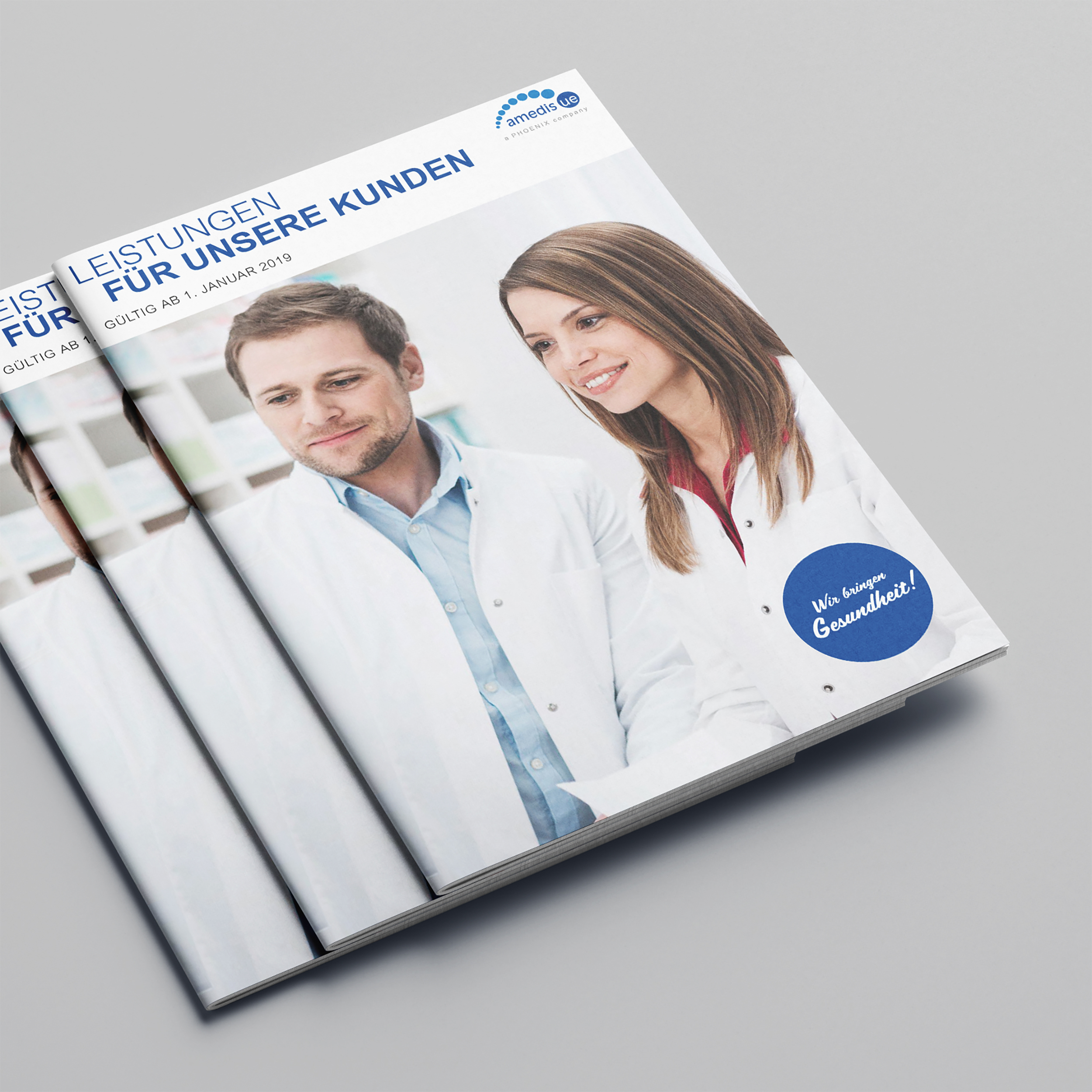 Overview Brochure Amedis
